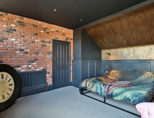 Loft extension in Oxton